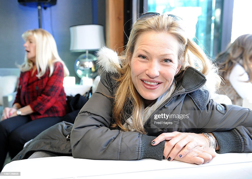 Actress Joey Lauren Adams attends the Sundance Film Festival: Creative Coalition Luncheon at The Sky Lodge during the 2013 Sundance Film Festival on January 19, 2013 in Park City, Utah.