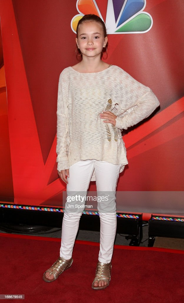 Actress Johnny Sequoyah attends 2013 NBC Upfront Presentation Red Carpet Event at Radio City Music Hall on May 13, 2013 in New York City.