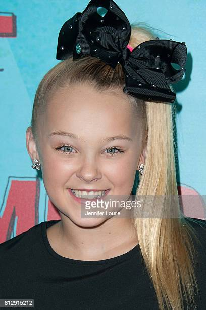 Actress Jojo Siwa arrives at the Premiere of CBS Films' 'Middle School The Worst Years Of My Life' at the TCL Chinese 6 Theatres on October 5 2016 in...