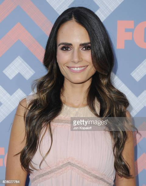Actress Jordana Brewster arrives at the 2017 Fox Summer TCA Tour at the Soho House on August 8 2017 in West Hollywood California