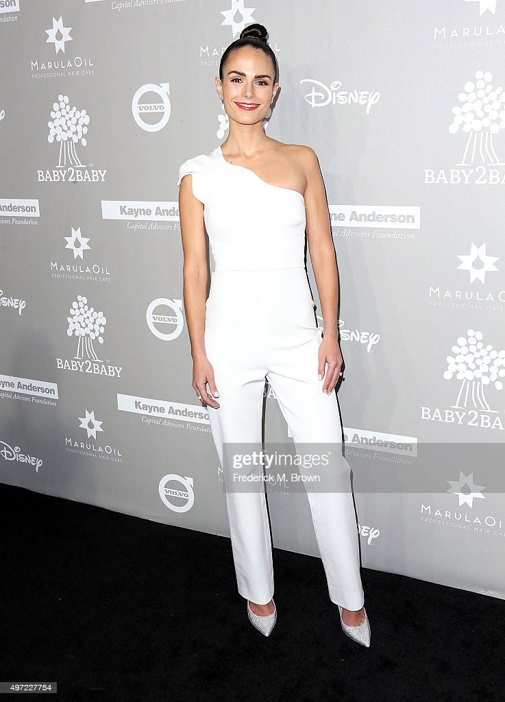 Actress Jordana Brewster attends the 2015 Baby2Baby Gala at 3LABS on November 14, 2015 in Culver City, California.
