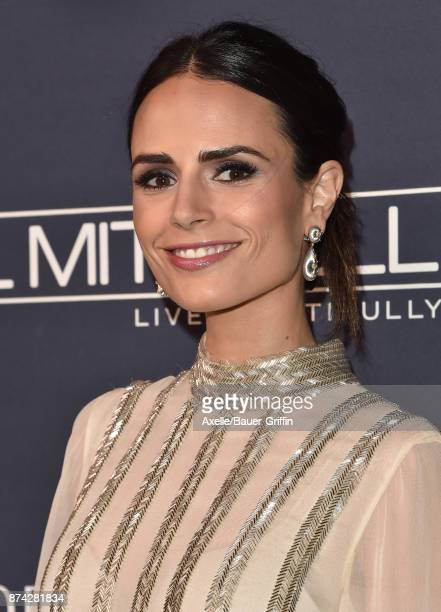 Actress Jordana Brewster attends the 2017 Baby2Baby Gala at 3LABS on November 11 2017 in Culver City California