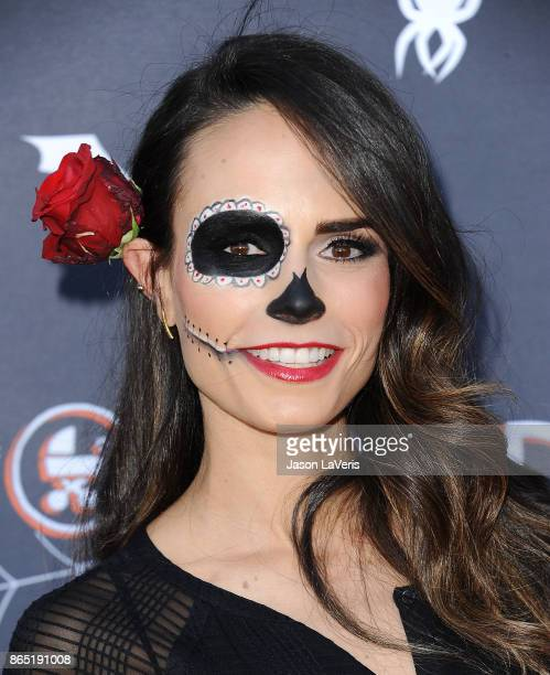Actress Jordana Brewster attends the GOOD Foundation's 2nd annual Halloween Bash at Culver Studios on October 22 2017 in Culver City California