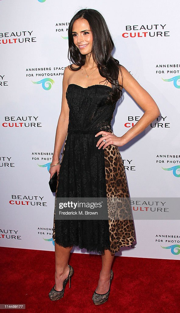 Actress Jordana Brewster attends the Opening Night of 'Beauty Culture' at The Annenberg Space For Photography on May 19, 2011 in Century City, California.