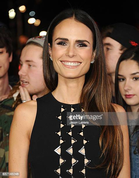Actress Jordana Brewster attends the premiere of 'xXx Return of Xander Cage' at TCL Chinese Theatre IMAX on January 19 2017 in Hollywood California