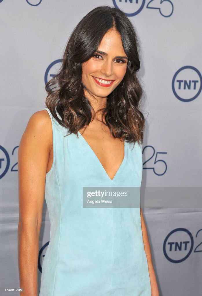 Actress <a gi-track='captionPersonalityLinkClicked' href=/galleries/search?phrase=Jordana+Brewster&family=editorial&specificpeople=207174 ng-click='$event.stopPropagation()'>Jordana Brewster</a> attends TNT's 25th Anniversary Party at The Beverly Hilton Hotel on July 24, 2013 in Beverly Hills, California.