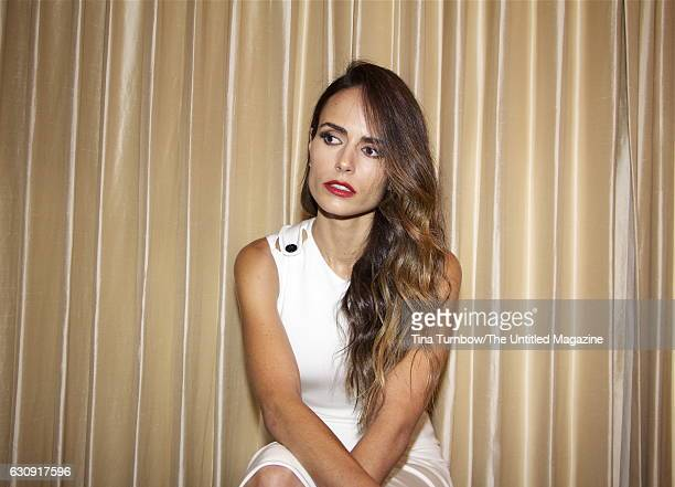 Actress Jordana Brewster is photographed for The Untitled Magazine on September 18 2016 in New York City PUBLISHED IMAGE CREDIT MUST READ Tina...