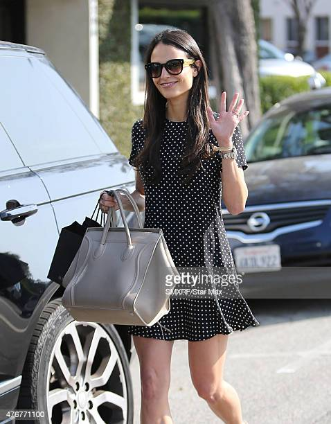 Actress Jordana Brewster is seen on June 11 2015 in Los Angeles California