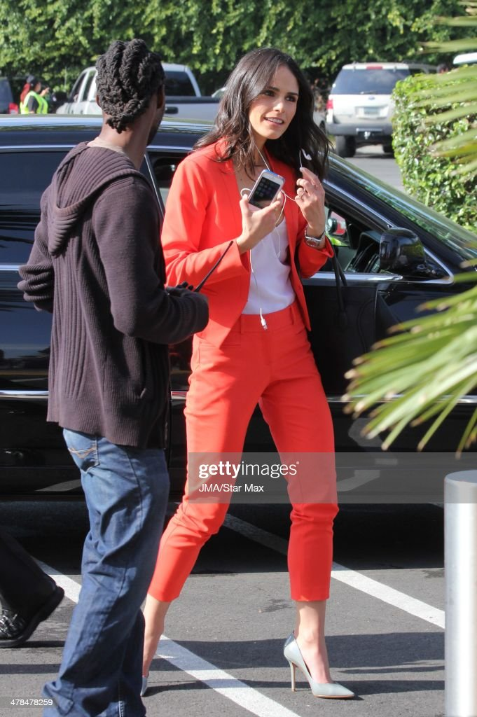 Actress <a gi-track='captionPersonalityLinkClicked' href=/galleries/search?phrase=Jordana+Brewster&family=editorial&specificpeople=207174 ng-click='$event.stopPropagation()'>Jordana Brewster</a> is seen on March 13, 2014 in Los Angeles, California.