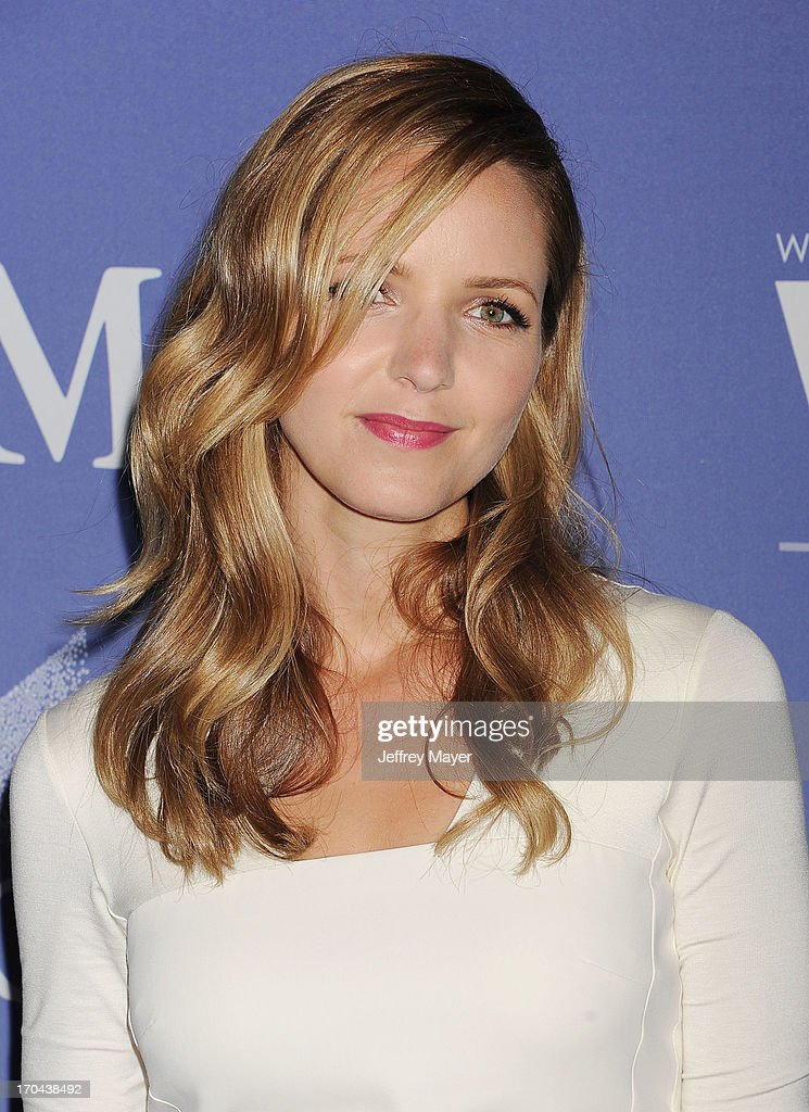 Actress Jordana Spiro attends Women In Film's 2013 Crystal + Lucy Awards at The Beverly Hilton Hotel on June 12, 2013 in Beverly Hills, California.