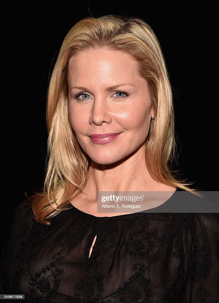 Actress Josie Davis attends a reunion for 'Two Days In The Valley' at NeueHouse Hollywood on July 8, 2016 in Los Angeles, California.