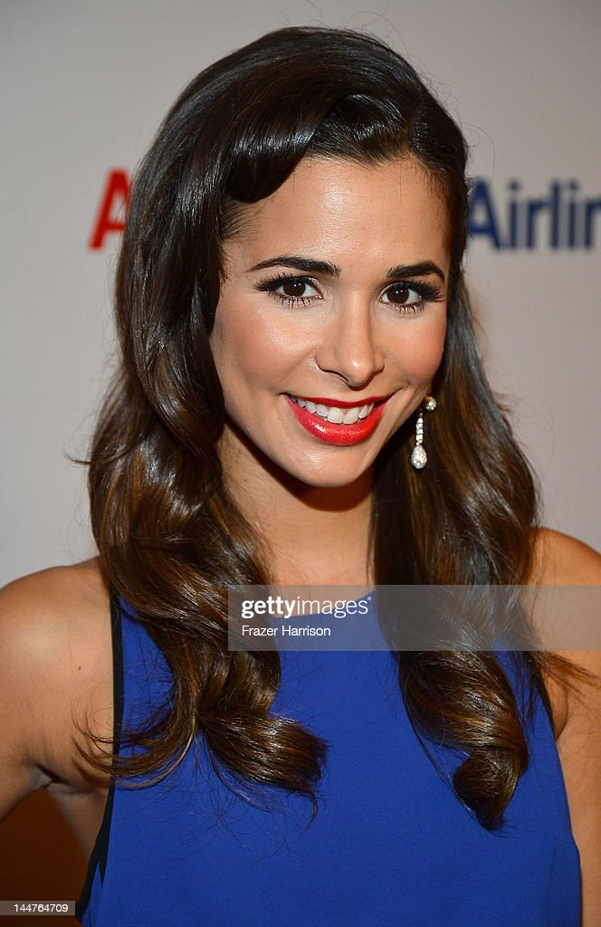Actress Josie Loren arrives at the 19th Annual Race to Erase MS held at the Hyatt Regency Century Plaza on May 18, 2012 in Century City, California.