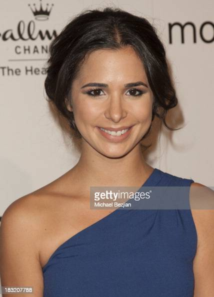 Actress Josie Loren arrives at the 3rd Annual American Humane Association Hero Dog Awards at The Beverly Hilton Hotel on October 5 2013 in Beverly...