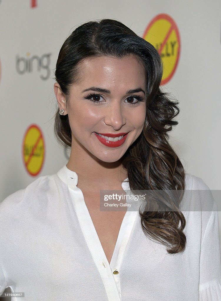Actress Josie Loren arrives at the Los Angeles Premiere of 'Bully' at Mann Chinese 6 on March 26, 2012 in Los Angeles, California.
