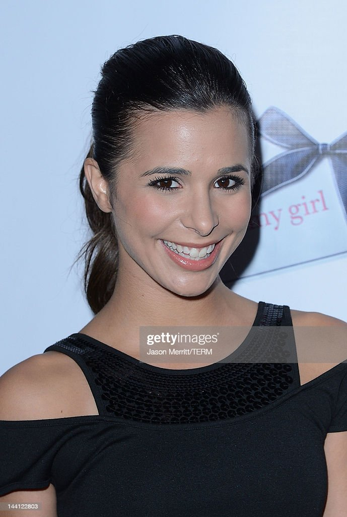Actress Josie Loren arrives at the NYLON Magazine Annual May Young Hollywood Issue party held at the Hollywood Roosevelt Hotel on May 9, 2012 in Hollywood, California.