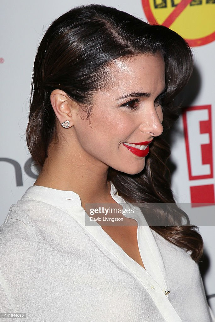 Actress Josie Loren attends the premiere of The Weinstein Company's 'Bully' at the Mann Chinese 6 on March 26, 2012 in Los Angeles, California.