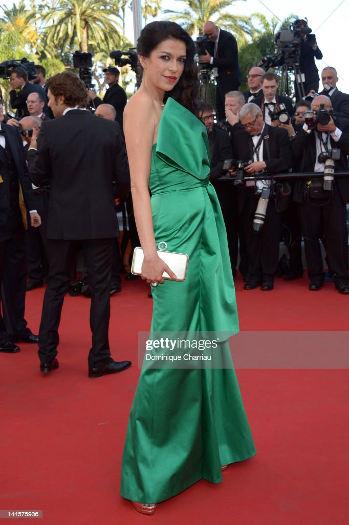 Actress Jovanka Sopalovic attends the Opening Ceremony and 'Moonrise Kingdom' Premiere during the 65th Annual Cannes Film Festival at the Palais des Festivals on May 16, 2012 in Cannes, France.