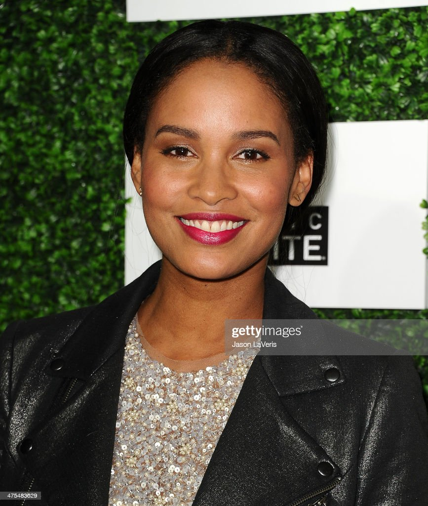 Actress <a gi-track='captionPersonalityLinkClicked' href=/galleries/search?phrase=Joy+Bryant&family=editorial&specificpeople=207047 ng-click='$event.stopPropagation()'>Joy Bryant</a> attends the 7th annual ESSENCE Black Women In Hollywood luncheon at Beverly Hills Hotel on February 27, 2014 in Beverly Hills, California.