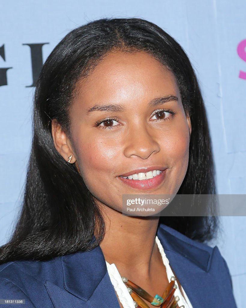 Actress <a gi-track='captionPersonalityLinkClicked' href=/galleries/search?phrase=Joy+Bryant&family=editorial&specificpeople=207047 ng-click='$event.stopPropagation()'>Joy Bryant</a> attends the People StyleWatch 3rd annual Denim Issue party at Palihouse on September 19, 2013 in West Hollywood, California.