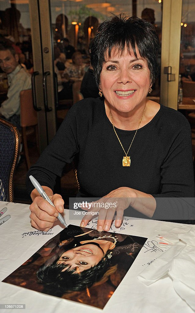 Actress Joyce DeWitt attends the 25th annual Broadway Flea Market at The Bernard B. Jacobs Theatre on September 25, 2011 in New York City.