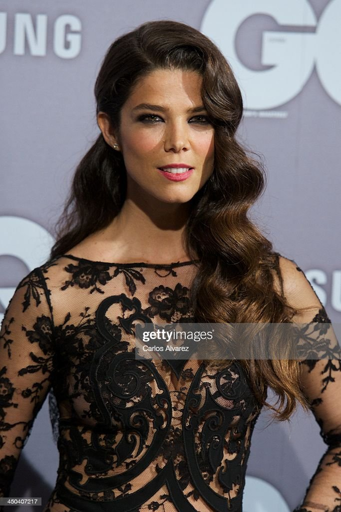 Actress Juana Acosta attends the GQ Men Of The Year Award 2013 at the Palace Hotel on November 18, 2013 in Madrid, Spain.