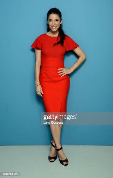 Actress Juana Acosta of 'Libertador' poses at the Guess Portrait Studio during 2013 Toronto International Film Festival on September 10 2013 in...