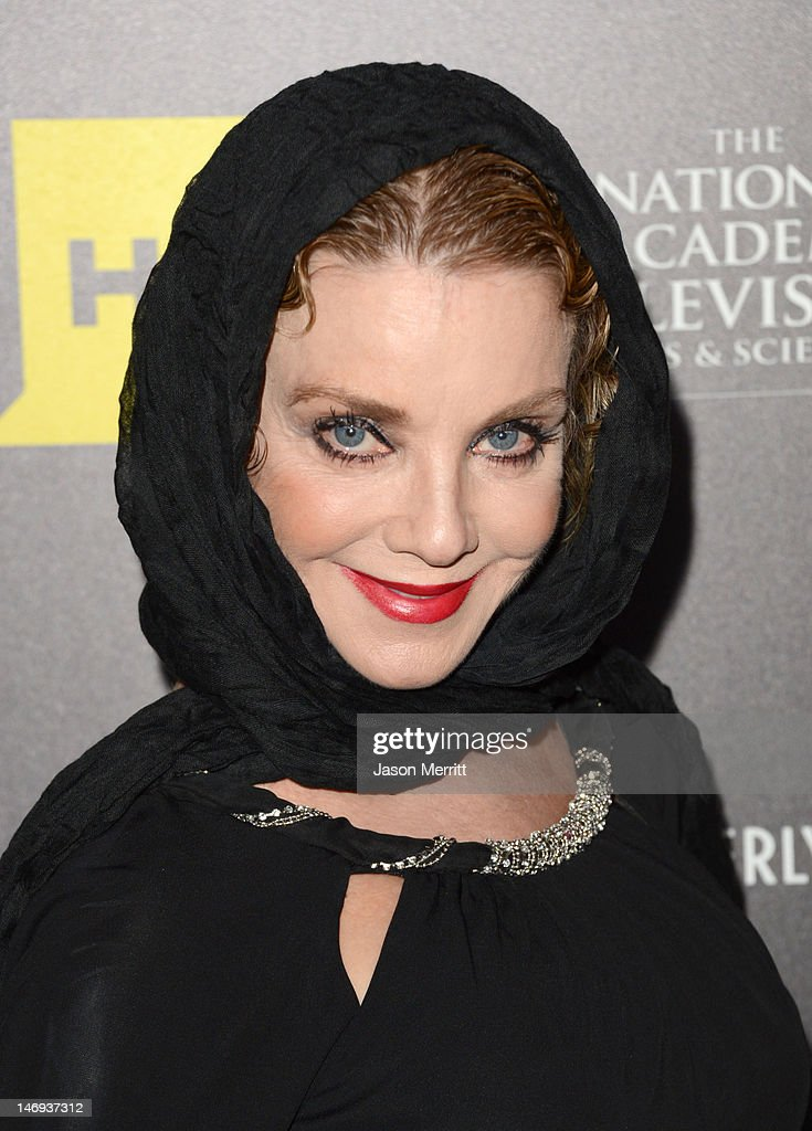 Actress Judith Chapman arrives at The 39th Annual Daytime Emmy Awards broadcasted on HLN held at The Beverly Hilton Hotel on June 23, 2012 in Beverly Hills, California. (Photo by Jason Merritt/WireImage) 22542_002_JM_0210.JPG