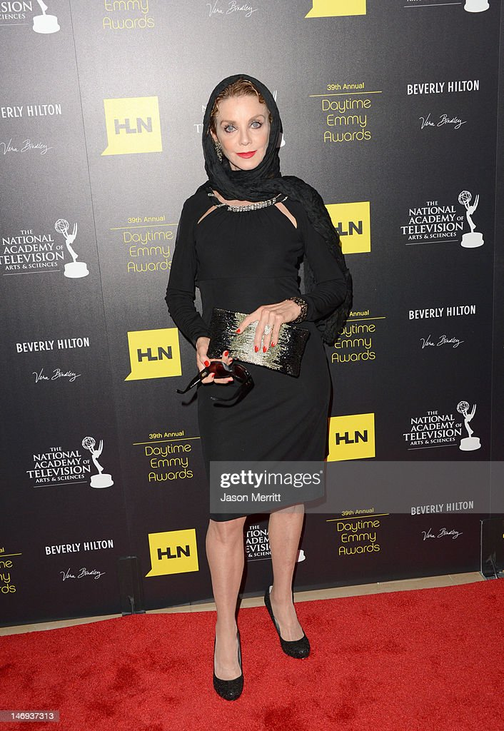 Actress Judith Chapman arrives at The 39th Annual Daytime Emmy Awards broadcasted on HLN held at The Beverly Hilton Hotel on June 23, 2012 in Beverly Hills, California. (Photo by Jason Merritt/WireImage) 22542_002_JM_0201.JPG