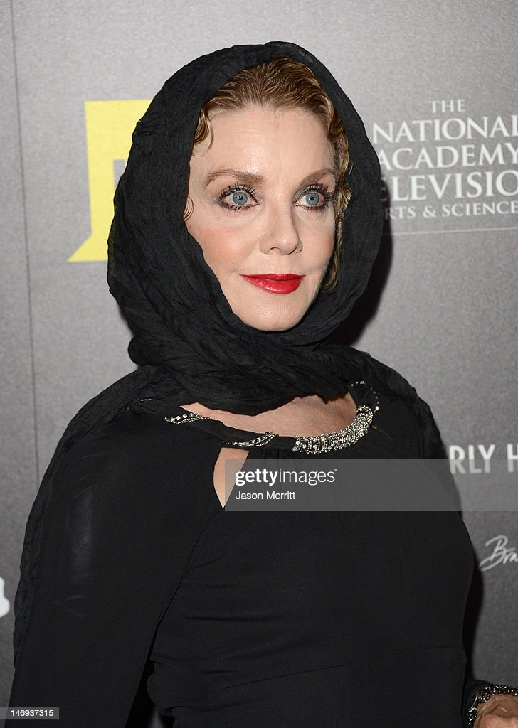 Actress Judith Chapman arrives at The 39th Annual Daytime Emmy Awards broadcasted on HLN held at The Beverly Hilton Hotel on June 23, 2012 in Beverly Hills, California. (Photo by Jason Merritt/WireImage) 22542_002_JM_0207.JPG