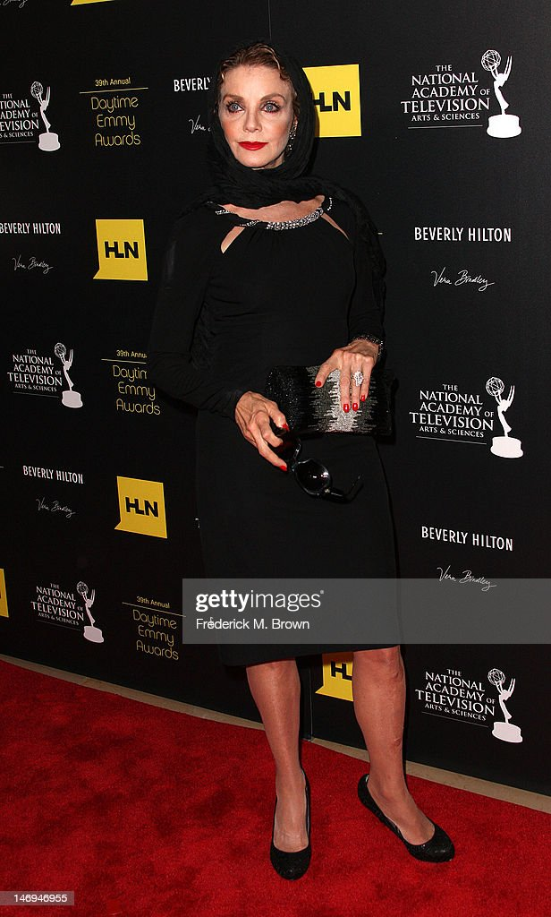 Actress <a gi-track='captionPersonalityLinkClicked' href=/galleries/search?phrase=Judith+Chapman&family=editorial&specificpeople=665937 ng-click='$event.stopPropagation()'>Judith Chapman</a> attends the 39th Annual Daytime Entertainment Emmy Awards at The Beverly Hilton Hotel on June 23, 2012 in Beverly Hills, California.