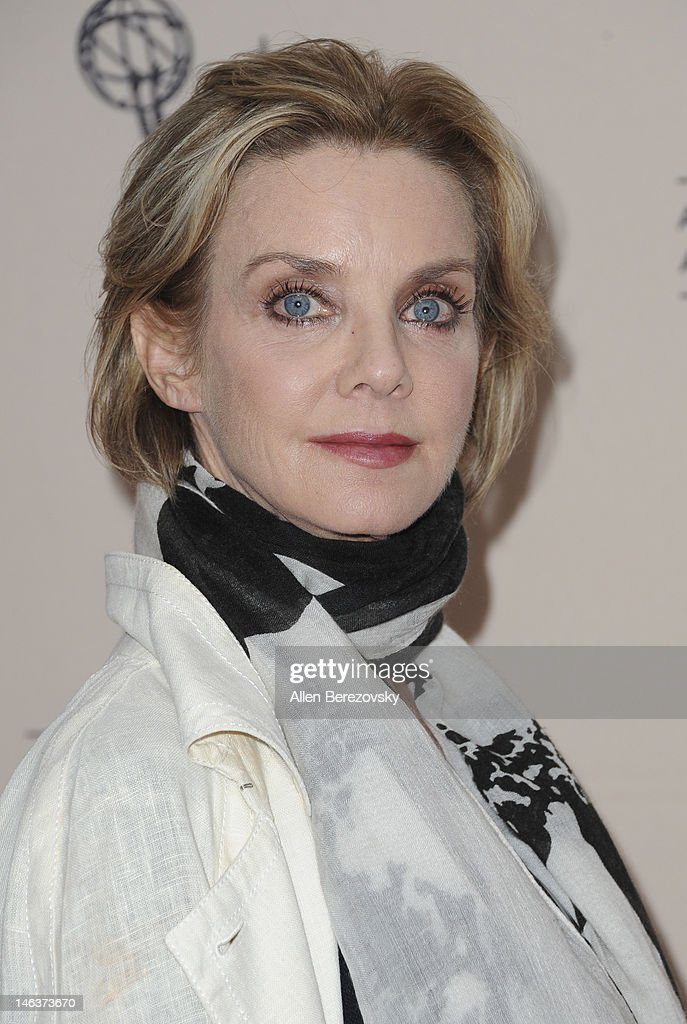 Actress Judith Chapman attends the 39th Daytime Entertainment Emmy Awards Nominees Reception at SLS Hotel on June 14 2012 in Beverly Hills California