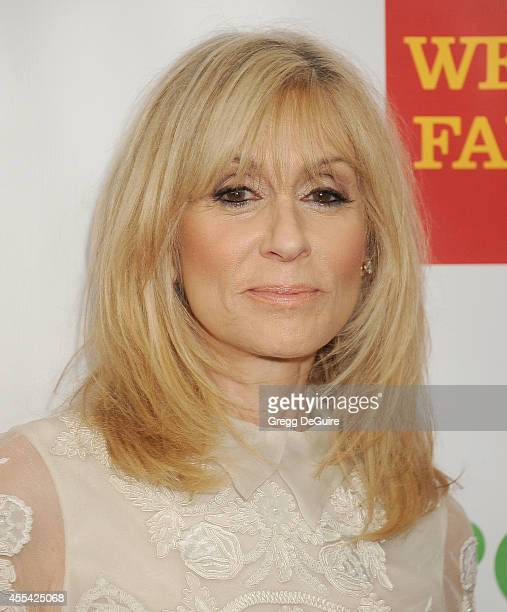 Actress Judith Light arrives at Point Foundation's Annual 'Voices On Point' Fundraising Gala at the Hyatt Regency Century Plaza on September 13 2014...