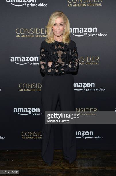 Actress Judith Light attends Amazon Prime Video's Emmy FYC event and screening for 'Transparent' at Hollywood Athletic Club on April 22 2017 in...