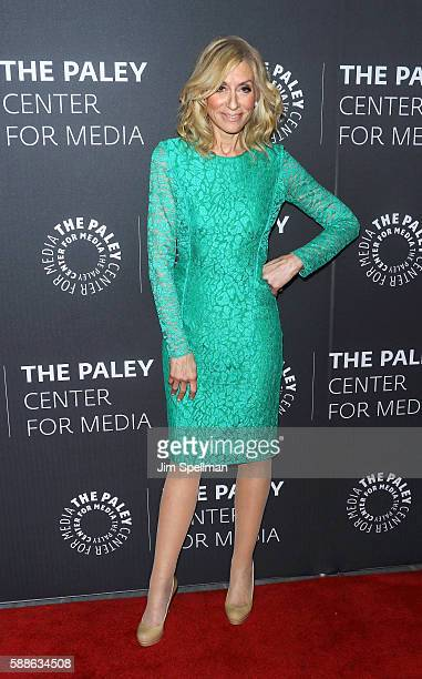 Actress Judith Light attends 'An Evening With Jeffrey Tambor' presented by The Paley Center for Media at The Paley Center for Media on August 11 2016...