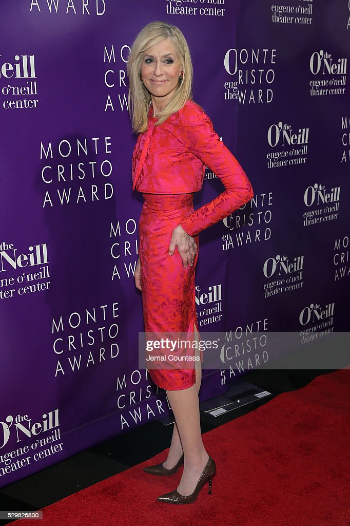 Actress Judith Light attends the 16th Annual Monte Cristo Award ceremony honoring George C Wolfe presented by The Eugene O'Neill Theater Center at...