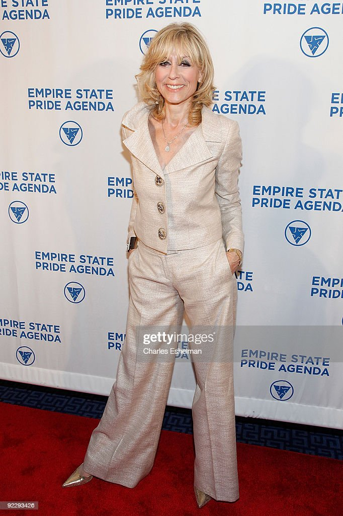 Actress <a gi-track='captionPersonalityLinkClicked' href=/galleries/search?phrase=Judith+Light&family=editorial&specificpeople=214207 ng-click='$event.stopPropagation()'>Judith Light</a> attends the 18th Annual Empire State Pride Agenda Fall Dinner at the Sheraton New York Hotel & Towers on October 22, 2009 in New York City.