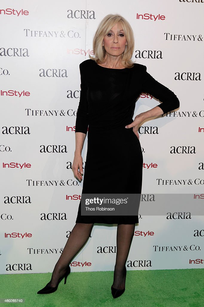 Actress Judith Light attends the 19th Annual ACRIA Holiday Dinner at Skylight Modern on December 10, 2014 in New York City.