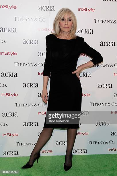 Actress Judith Light attends the 19th Annual ACRIA Holiday Dinner at Skylight Modern on December 10 2014 in New York City