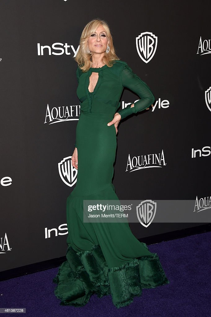 Actress <a gi-track='captionPersonalityLinkClicked' href=/galleries/search?phrase=Judith+Light&family=editorial&specificpeople=214207 ng-click='$event.stopPropagation()'>Judith Light</a> attends the 2015 InStyle And Warner Bros. 72nd Annual Golden Globe Awards Post-Party at The Beverly Hilton Hotel on January 11, 2015 in Beverly Hills, California.