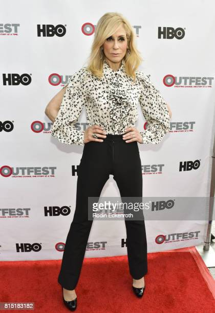 Actress Judith Light attends the 2017 Outfest Los Angeles LGBT Film Festival screening of Amazon's 'Transparent' Season 4 at Director's Guild Of...