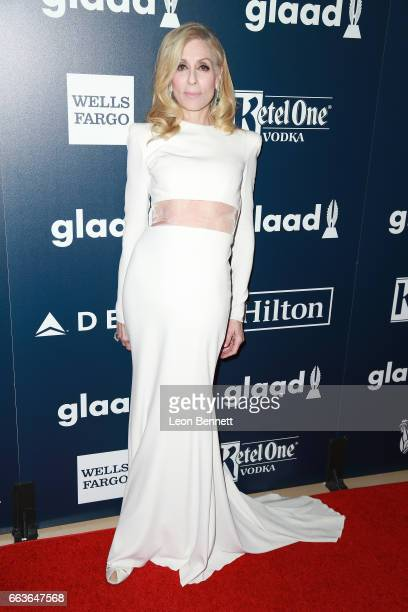 Actress Judith Light attends the 28th Annual GLAAD Media Awards at The Beverly Hilton Hotel on April 1 2017 in Beverly Hills California