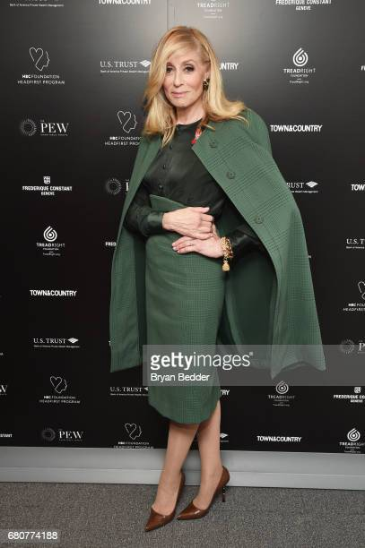 Actress Judith Light attends the 4th Annual Town Country Philanthropy Summit at Hearst Tower on May 9 2017 in New York City