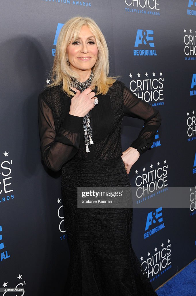 Actress <a gi-track='captionPersonalityLinkClicked' href=/galleries/search?phrase=Judith+Light&family=editorial&specificpeople=214207 ng-click='$event.stopPropagation()'>Judith Light</a> attends the 5th Annual Critics' Choice Television Awards at The Beverly Hilton Hotel on May 31, 2015 in Beverly Hills, California.