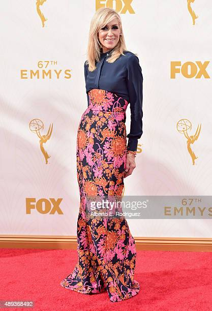 Actress Judith Light attends the 67th Emmy Awards at Microsoft Theater on September 20 2015 in Los Angeles California 25720_001