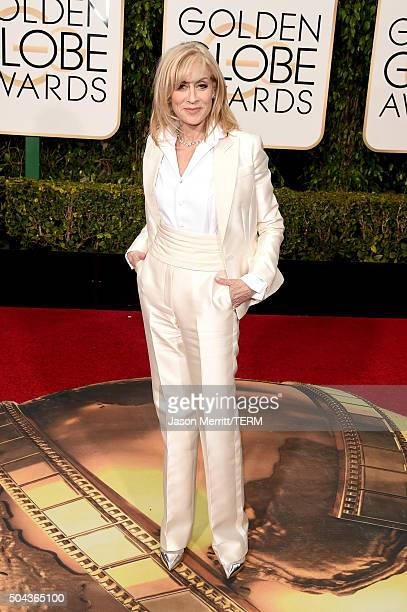 Actress Judith Light attends the 73rd Annual Golden Globe Awards held at the Beverly Hilton Hotel on January 10 2016 in Beverly Hills California