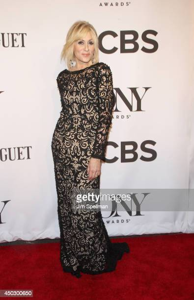 Actress Judith Light attends the American Theatre Wing's 68th Annual Tony Awards at Radio City Music Hall on June 8 2014 in New York City