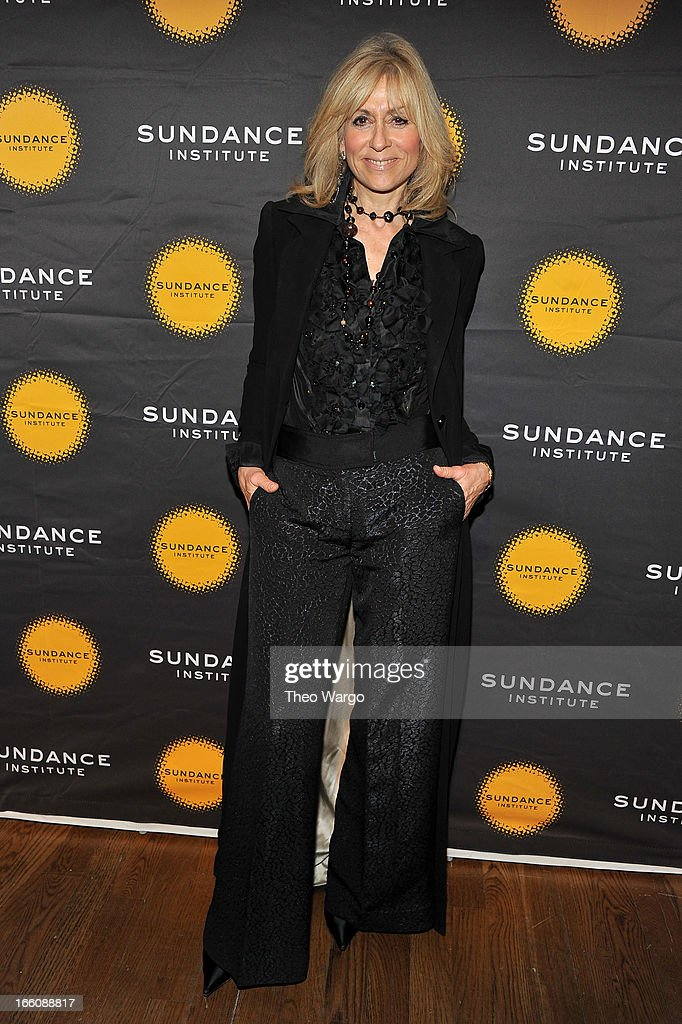 Actress Judith Light attends the Celebrate Sundance Institute benefit for its Theatre Program, supported by CÎROC Vodka at the Stephen Weiss Studio on April 8, 2013 in New York City.