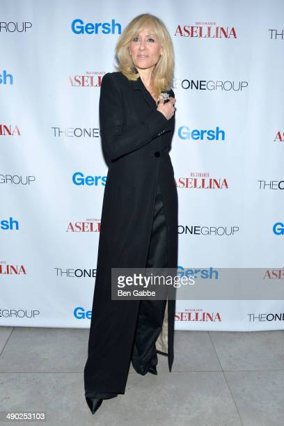 Actress Judith Light attends the Gersh New York Upfronts Party at Asellina at the Gansevoort on May 13 2014 in New York City