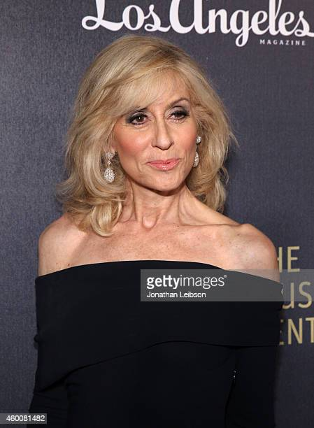 Actress Judith Light attends The Music Center's 50th Anniversary Spectacular at The Music Center on December 6 2014 in Los Angeles California