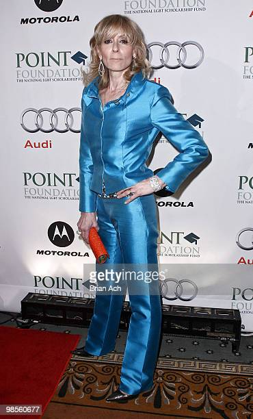 Actress Judith Light attends The Point Foundation's 3rd Annual Point Honors New York Gala at The Pierre Hotel on April 19 2010 in New York City